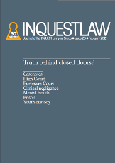 Subscribe online to Inquest Law