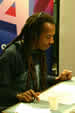 Benjamin Zephaniah  reads a BBC Appeal for INQUEST in 2004